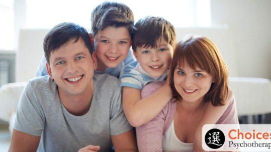 Binge Eating Disorder, happy family