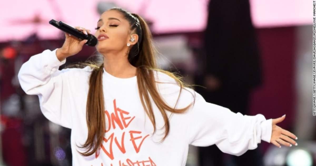 Ariana Grande, PTSD