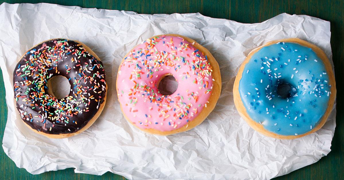 Binge Eating Disorder, doughnuts